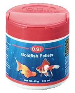 OSI Goldfish pellets