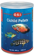 OSI cichlid pellets small
