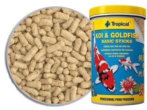 Tropical KOI GOLDFISH BASIC STICKS